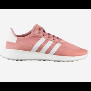 Adidas Flashback Originals Pink Size 6